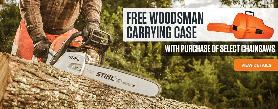 Free Woodsman Carrying Case